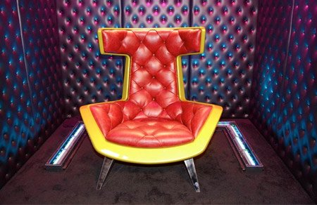 Big brother Diary Room